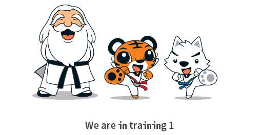 We are in training 1 Image